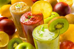 Try fruit or veggie smoothies fora natural energy boost